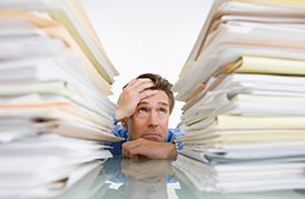 les documents pour un travail à domicile sérieux