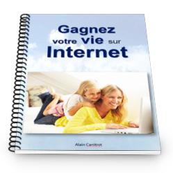 couverture ebook un travail à domicile